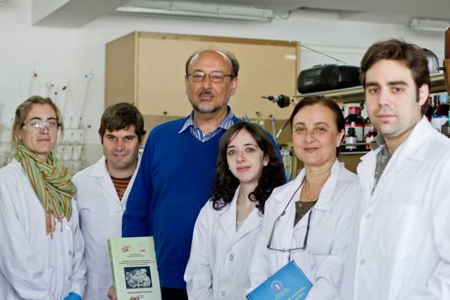 Grupo de investigación Química Fina de Carbohidratos de la Universidad de Sevilla