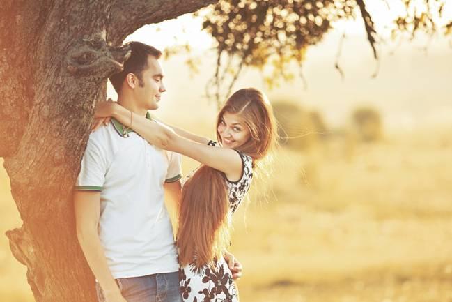pareja adolescente