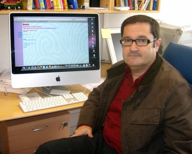 El investigador Juan Soler