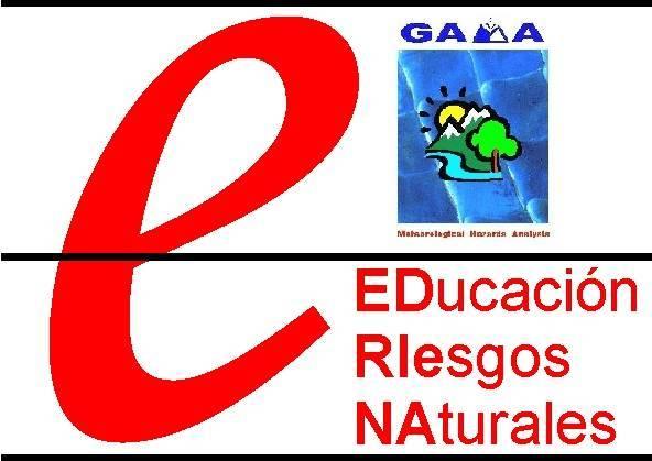 EDRINA es una plataforma con contenidos sobre riesgos naturales, disponible en castellano y catalán.