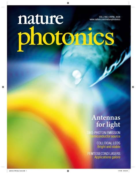 'Nature Photonics'