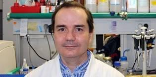 El investigador Francisco Ciruela