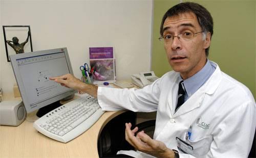 El Dr. Antoni Castells