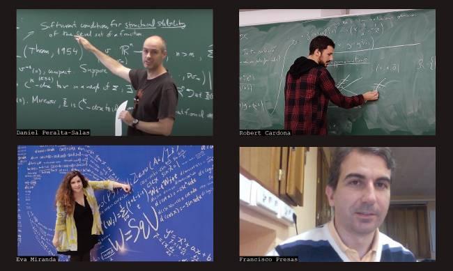 Matemáticos que han obtenido soluciones para un fluido capaz de simular una máquina de Turing