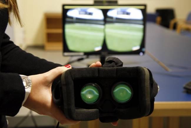 (Oculus) Gafas de realidad virtual