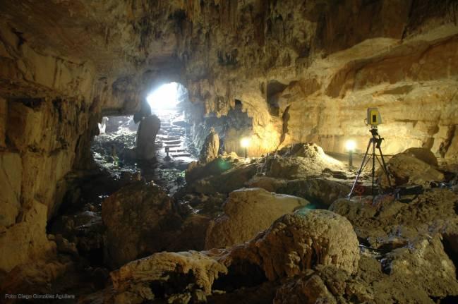 Un equipo de la Politécnica de Ávila trabaja en este entorno Patrimonio de la Humanidad.
