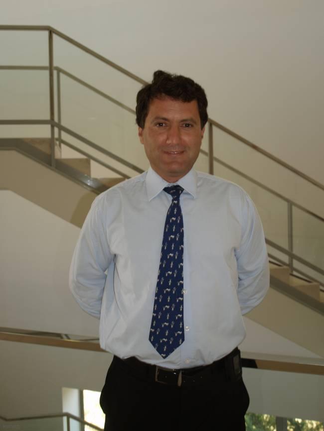 Ignacio Melero, investigador del Centro de Investigación Médica Aplicada (CIMA) de Pamplona.