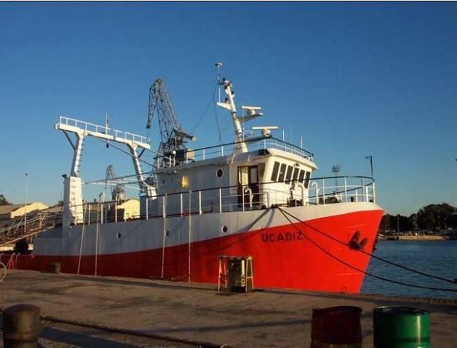 UCADIZ, el barco de la Universidad de Cádiz