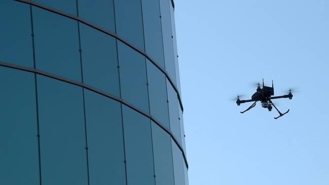 vehículos aéreos no tripulados