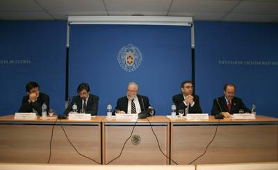Inauguración IMI-UCM.