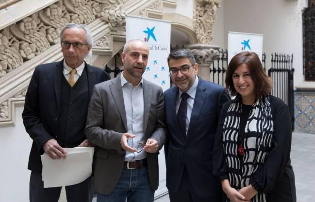 investigadores españoles que participan en el estudio