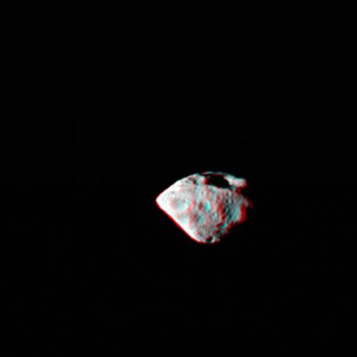 Asteroide Steins
