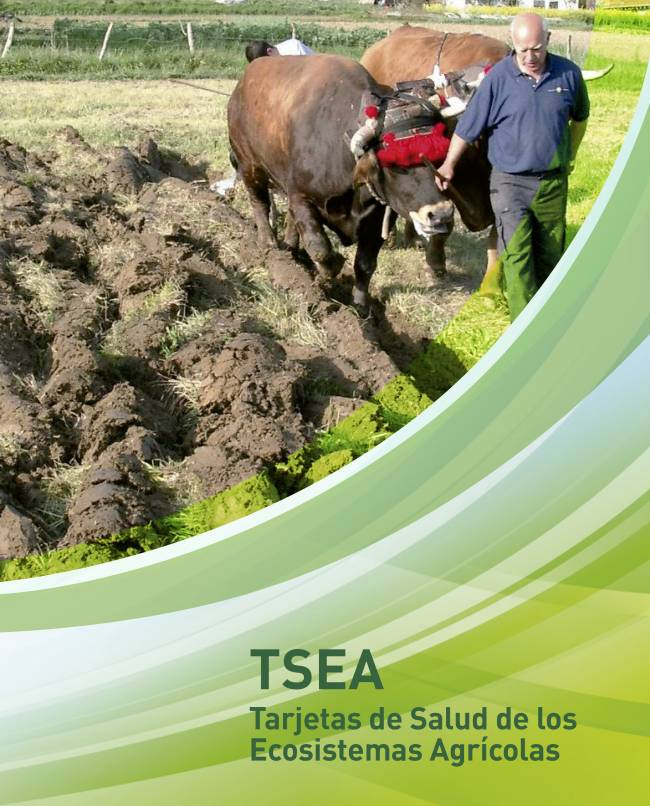 Tarjetas de Salud de los Ecosistemas Agrícolas