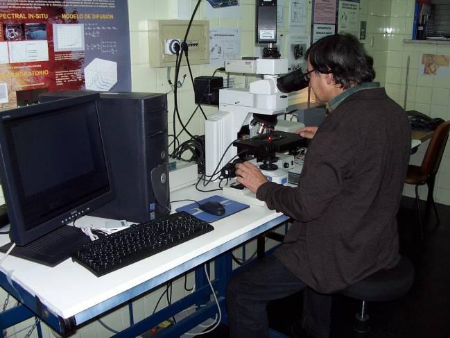 Los estudios permiten determinar la composición mineralógica y estructural de los materiales para su posterior restauración.