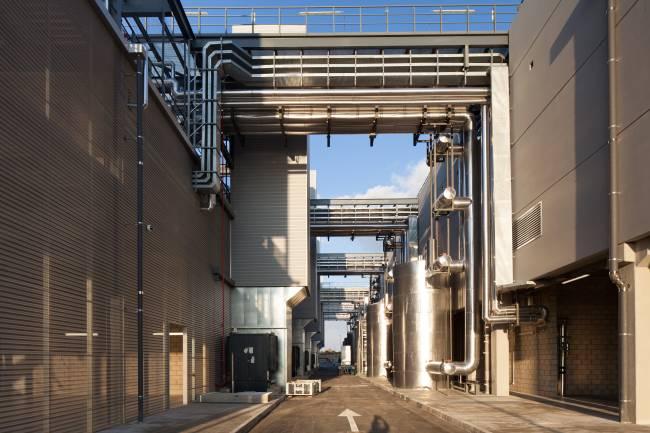 La instalación constará de 23 salas tecnológicas y una superficie construida de 65,700 m2