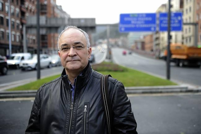 Jose Manuel Zarzuelo, catedrático de Economía Aplicada y director del departamento de Economía aplicada IV en la Facultad de CC. Económicas y Empresariales de la UPV/EHU