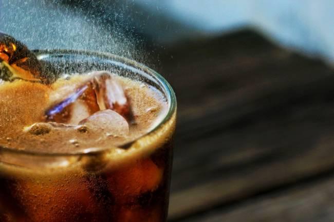 bebida gaseosa azucarada