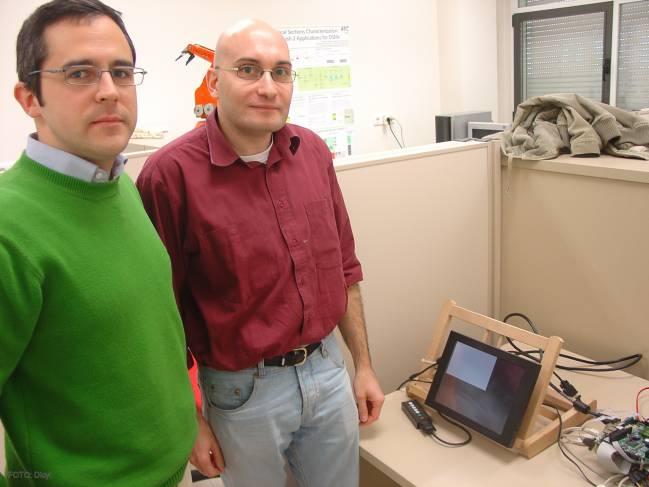 Investigadores de la Escuela Superior de Informática de Valladolid colaboran con la empresa GMV Sistemas.
