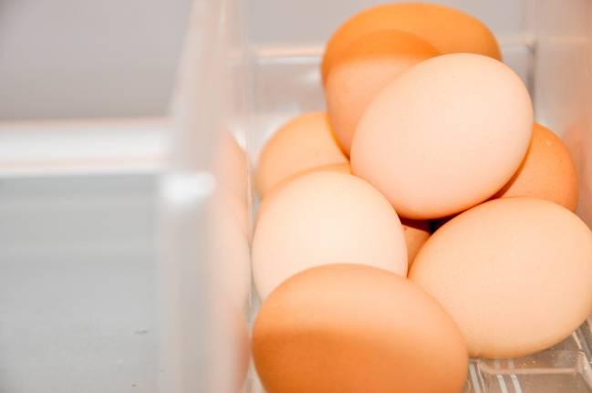 Las trazas de huevo no se encuentran solo en los alimentos, también en cosméticos o medicamentos. / Lincoln_Wong.