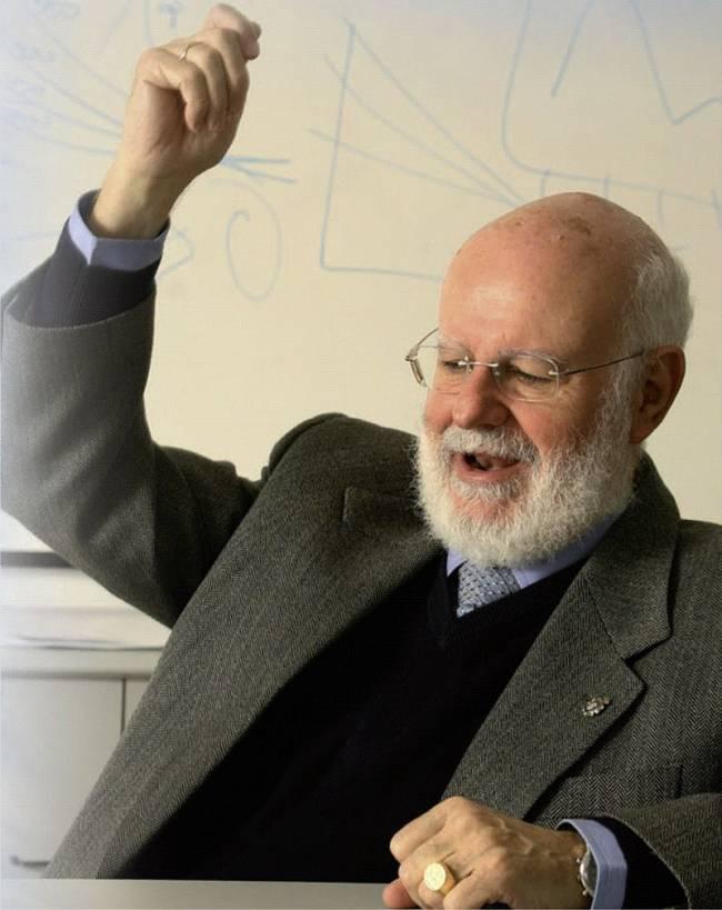 Antonio Luque, presidente del Instituto de Energía Solar y catedrático emérito de la Universidad Politécnica de Madrid. / Wikipedia