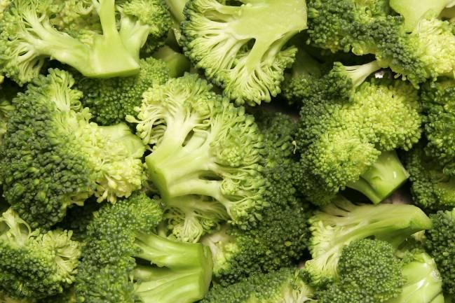 Brócoli listo para ser cocinado. / Wikipedia