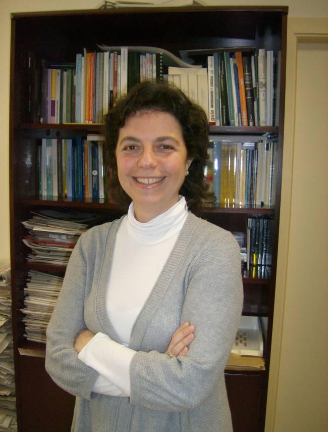 Mercedes Roldán, investigadora principal del proyecto.
