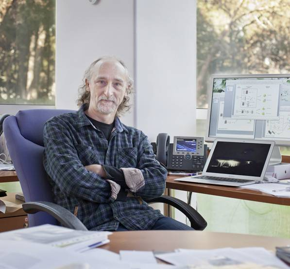 El investigador Alfonso Valencia. / CNIO
