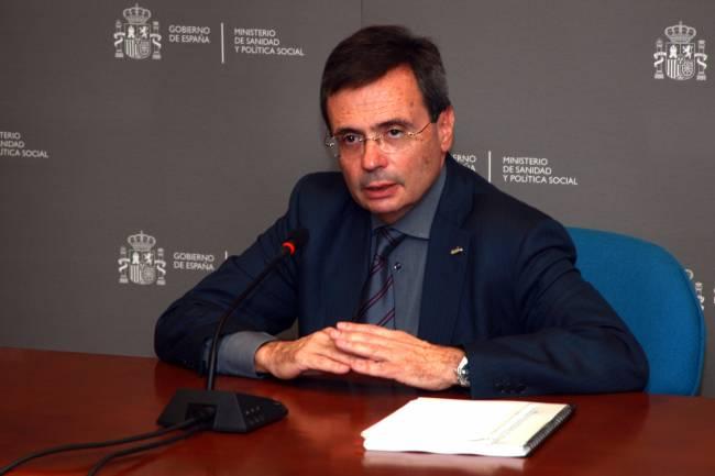 Rafael Matesanz,  ha sido designado asesor de la OMS en materia de trasplantes. / MSSI