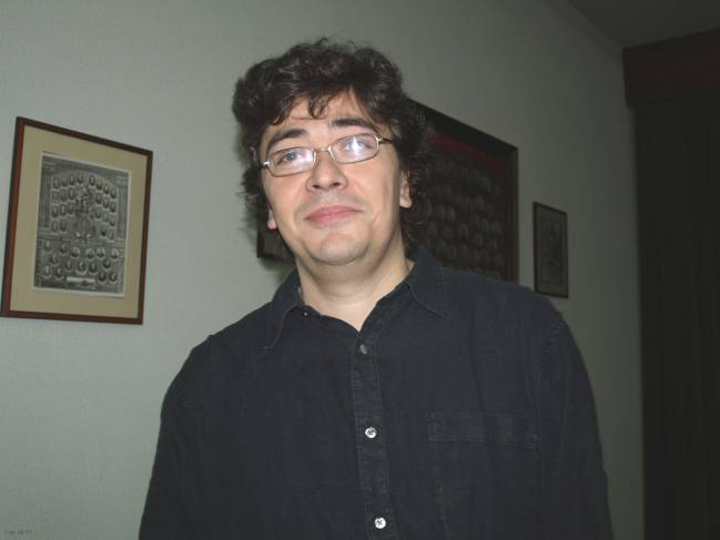 Ángel Barco, científico del Instituto de Neurociencias de Alicante