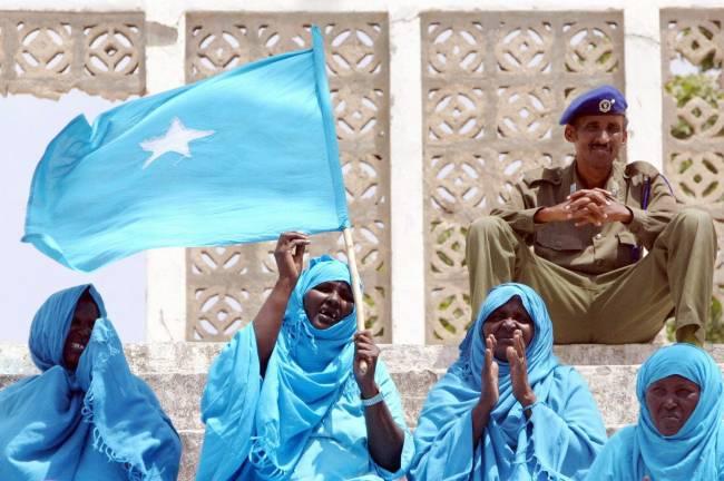 Mujeres se manifiestan contra la ablación en Somalia. / Efe