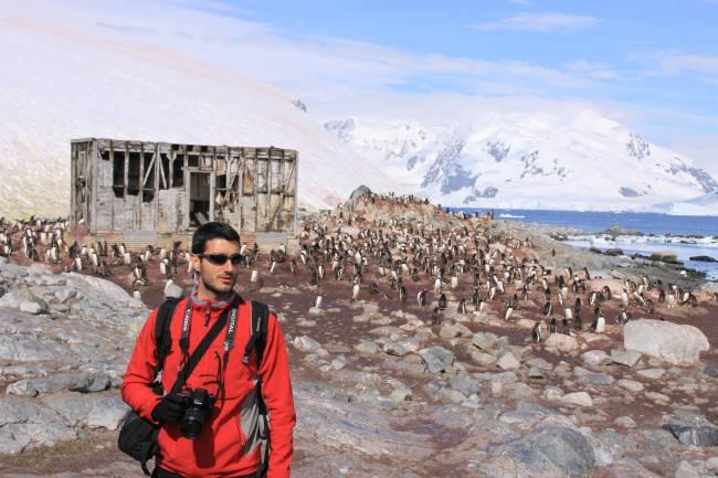 Pablo Tejedo, del IE Universidad, participa en el estudio.