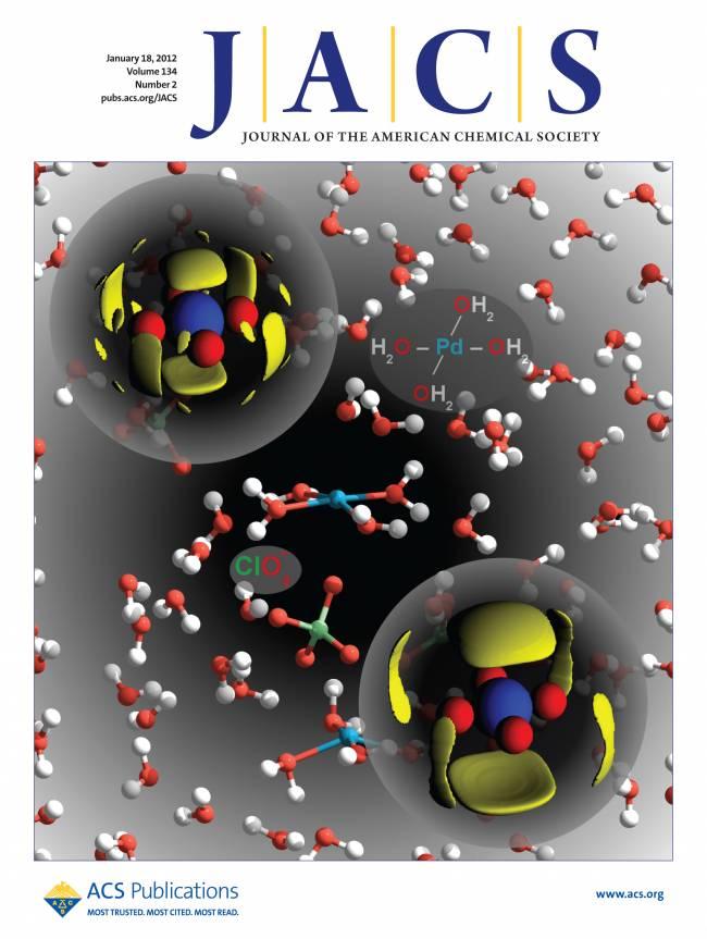 Segundo número de 2012 de la revista americana de química