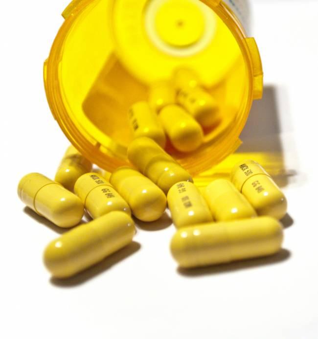Medicamento a base de amoxicilina. Imagen: rltherichman