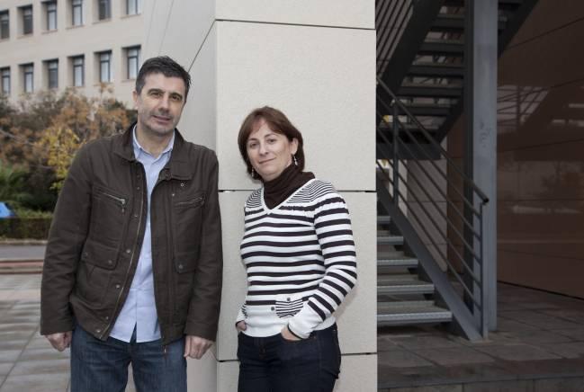 Los profesores Xavier Molina y María Teresa Martínez, del Departamento de Administración de Empresas y Marketing, son los autores del estudio.