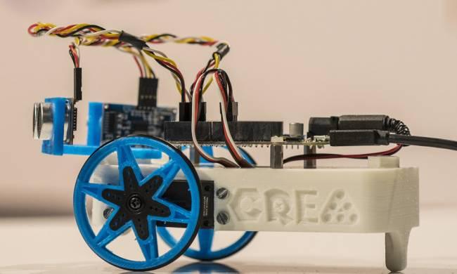 CREA Robótica Educativa