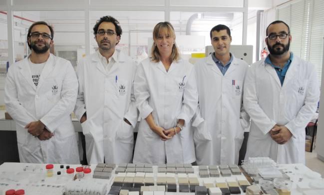 Grupo de investigación Tamices Moleculares y otros Nanomateriales de la Universidad de Cádiz / Fundación Descubre