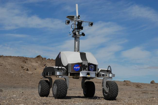 La NASA se ha interesado por este trabajo realizado en Valladolid.