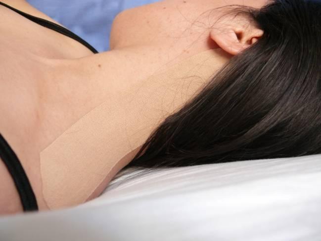 El dolor de cuello es una de las causas más comunes de baja laboral. / WalkerSister (CC BY-NC-ND 2.0).