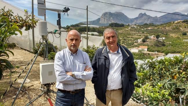 Josep Armengol y Esteban  Soler. / UPV