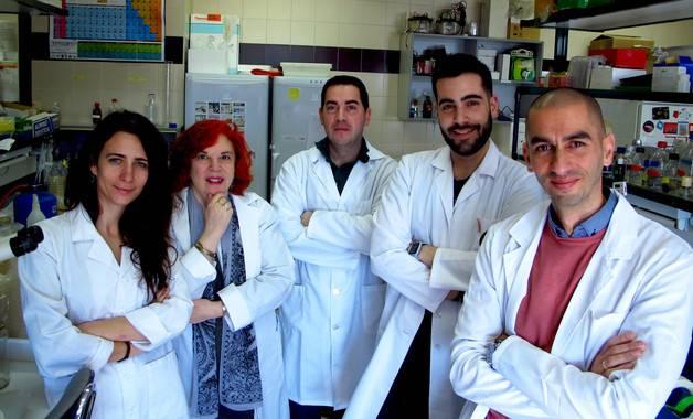 Investigadores de la Universidad de Salamanca