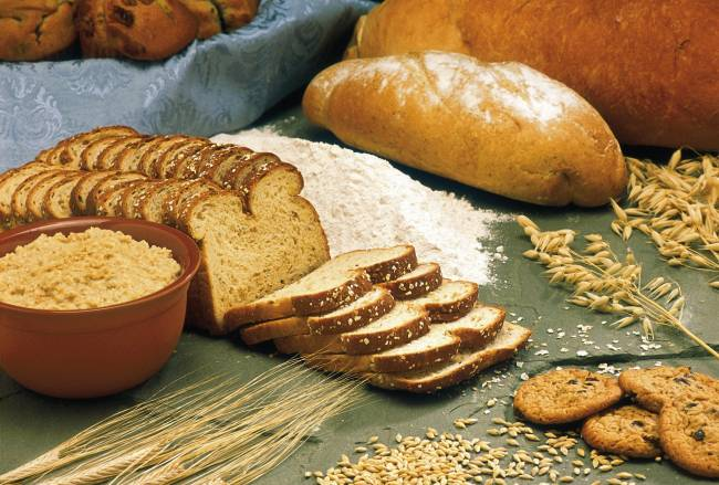 Diversos tipos de panes tradicionales. Fuente: pixabay.