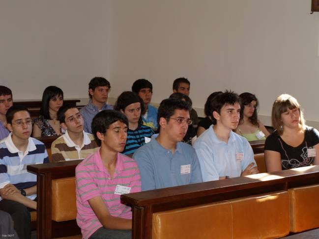 'Jóvenes con la cultura, la Ciencia y la Tecnología' se desarrolla en Valladolid y Salamanca.