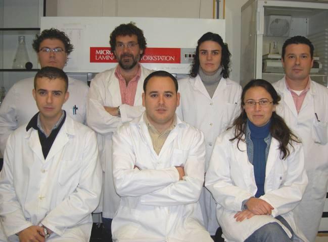 Grupo Bioquímica y Biología Molecular de la UAL