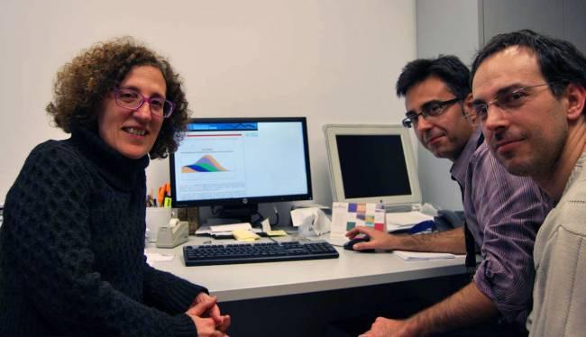 Investigadores del IDIBELL que han participado en el desarrollo de la aplicación informática