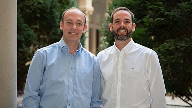 Aleix Prat y Joaquín Gavilá
