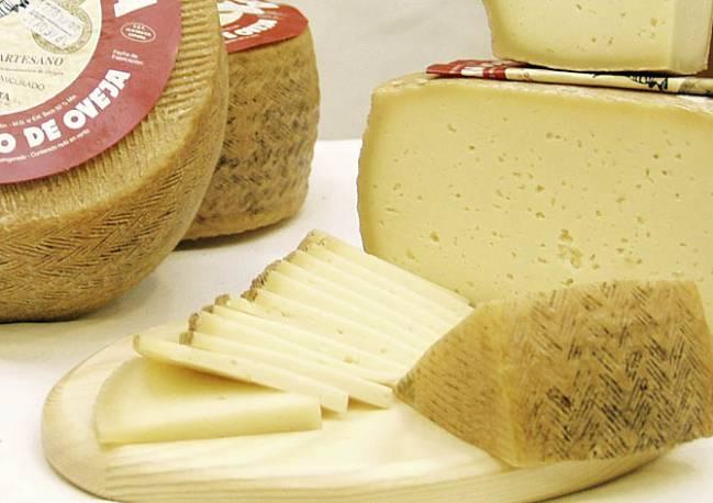 Alternativa para disminuir los niveles de colesterol en queso