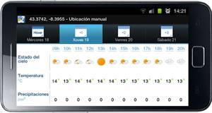 De momento el programa está creado para móviles con sistema operativo Android