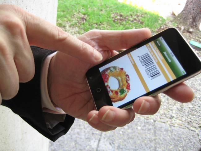 enfermedad celiaca, gluten, software, dispositivo móvil, Universidad de Alcalá