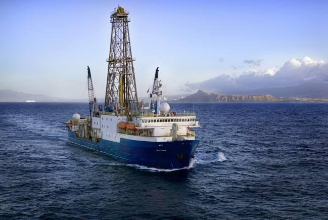Una expedición internacional busca respuestas al cambio climático en las profundidades del Golfo de Cádiz