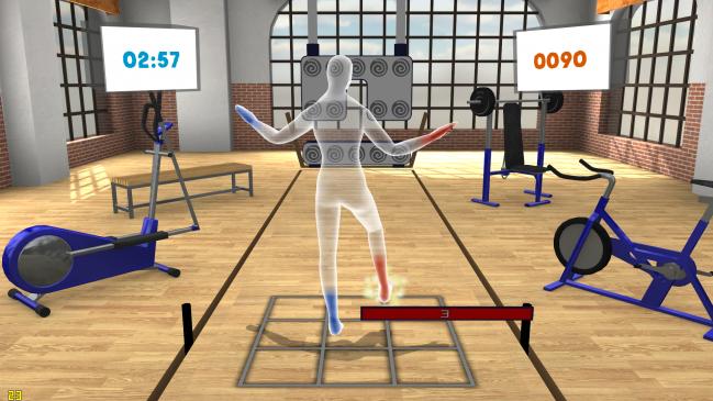 La plataforma VirtualRehab cuenta ya con nueve videojuegos de rehabilitación. / Virtualware